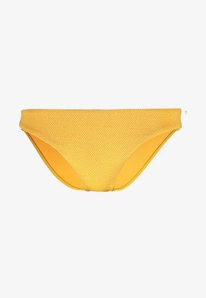 STARDUST HIPSTER - Bikini bottoms - saffron