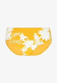 Seafolly - WILD TROPICS WIDE SIDE RETRO - Bikini bottoms - saffron - 3