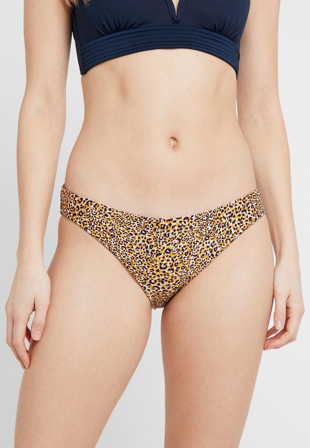 ANIMAL HIPSTER - Bikini-Hose - saffron