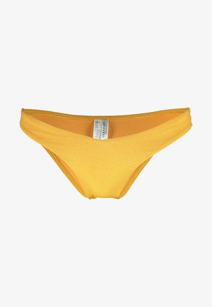 STARDUST-V HIGH CUT RIO - Bikinibukser - saffron
