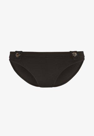 ACTIVE HIPSTER BUTTONS - Bikini pezzo sotto - black