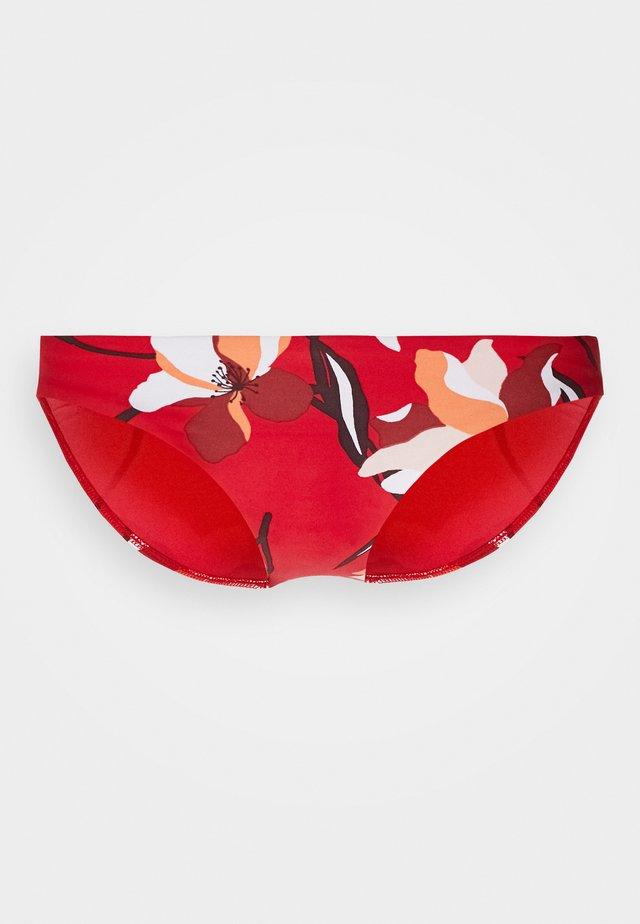 FLOWERMARKETHIPSTER - Braguita de bikini - chilli