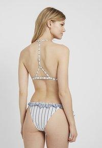 Seafolly - STRIPE ACTION BACK - Bikinitop - white - 2
