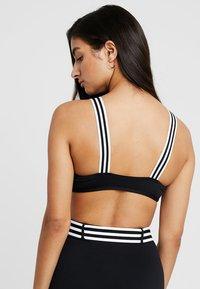 Seafolly - TANK - Bikinitop - black - 2