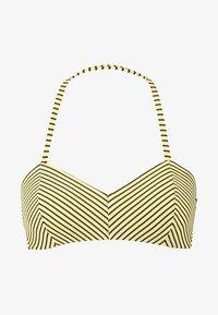 Seafolly - BANDEAU BRA - Top de bikini - lime light - 4