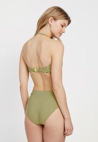 Seafolly - BANDEAU BRA - Top de bikini - lime light - 2