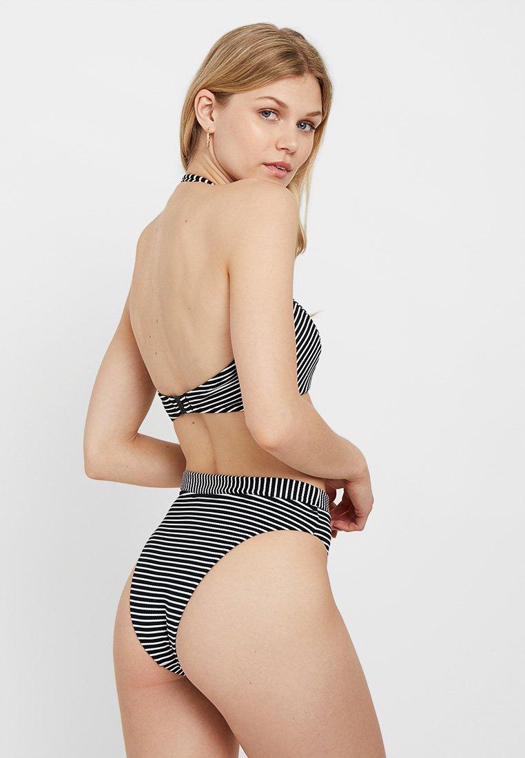 BraHaut Seafolly Bikini De Black Bandeau reWCxoQdB