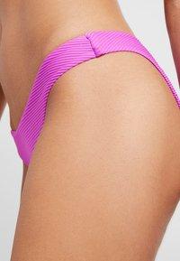 Seafolly - ESSENTIALS TUBE TOP HIGH CUT PANT SET - Bikini - purple haze - 6