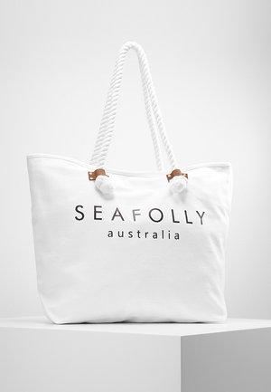 SHIP SAIL TOTE - Complementos de playa - white