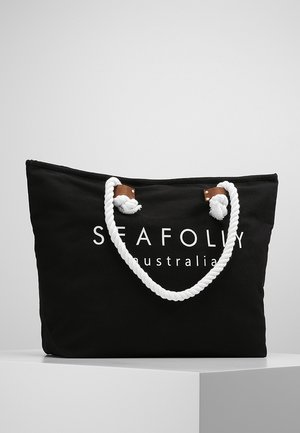 SHIP SAIL TOTE - Strand accessories - black