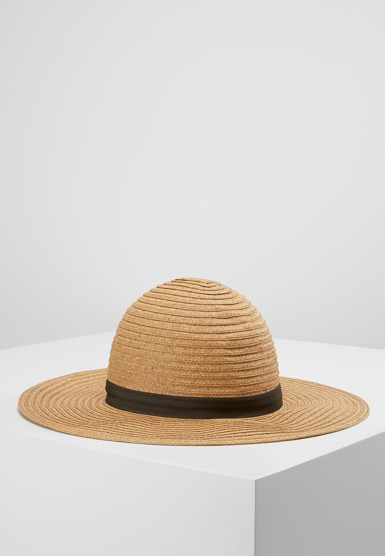 Seafolly - SHADY LADY WIDE FEDORA - Hat - natural