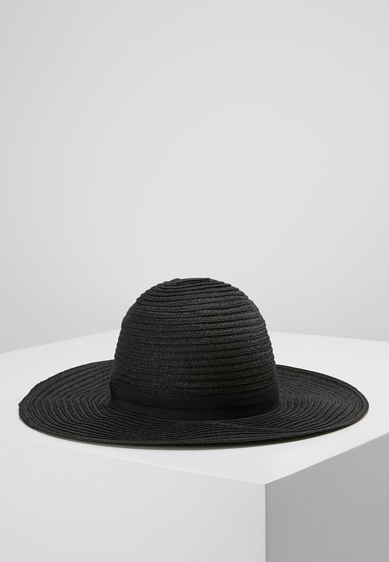 Seafolly - SHADY LADY WIDE FEDORA - Hat - black