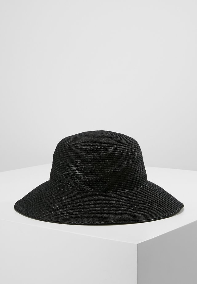SHADY LADY NEWPORT FEDORA - Klobouk - black