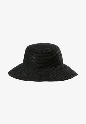 SHADY LADY NEWPORT FEDORA - Sombrero - black