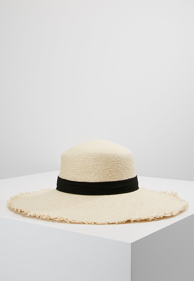 Seafolly - SHADY LADY BEACH BOATER - Hat - natural