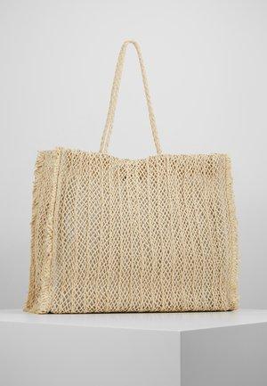 CARRIED AWAY CROCHET BAG - Cabas - natural