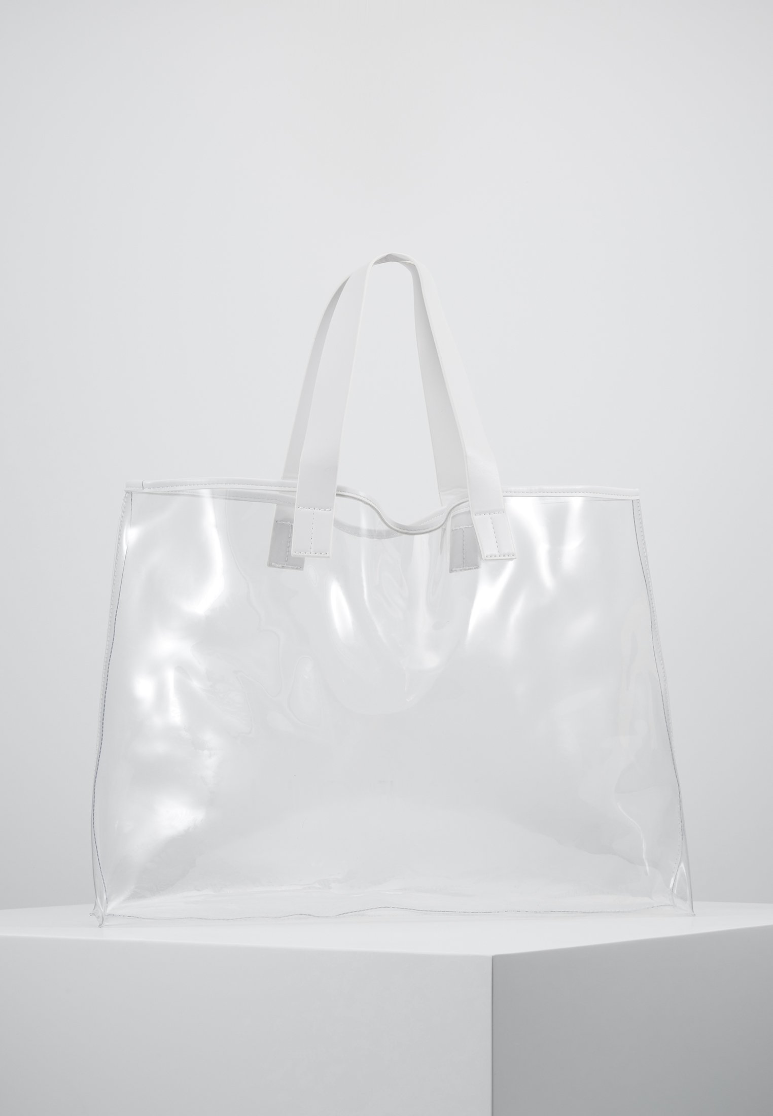 Seafolly CARRIED AWAY TOTE - Strandaccessories - clear