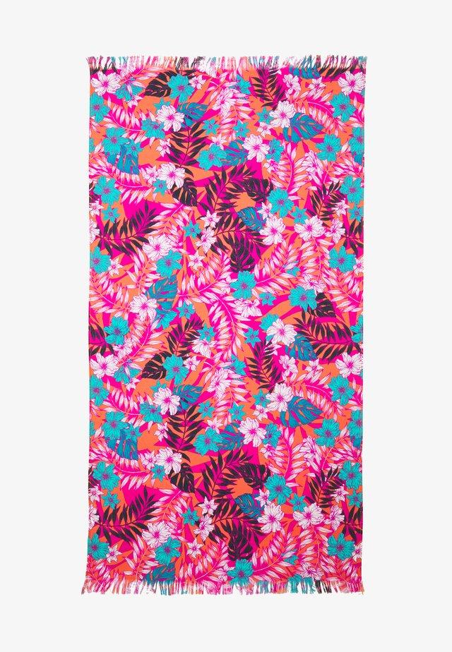 COPACABANA BEACH TOWEL - Telo mare - ultra pink