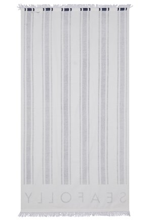FRINGEBENEFITSFRENCH STRIPE BEACH TOWEL - Toalla de playa - indigo