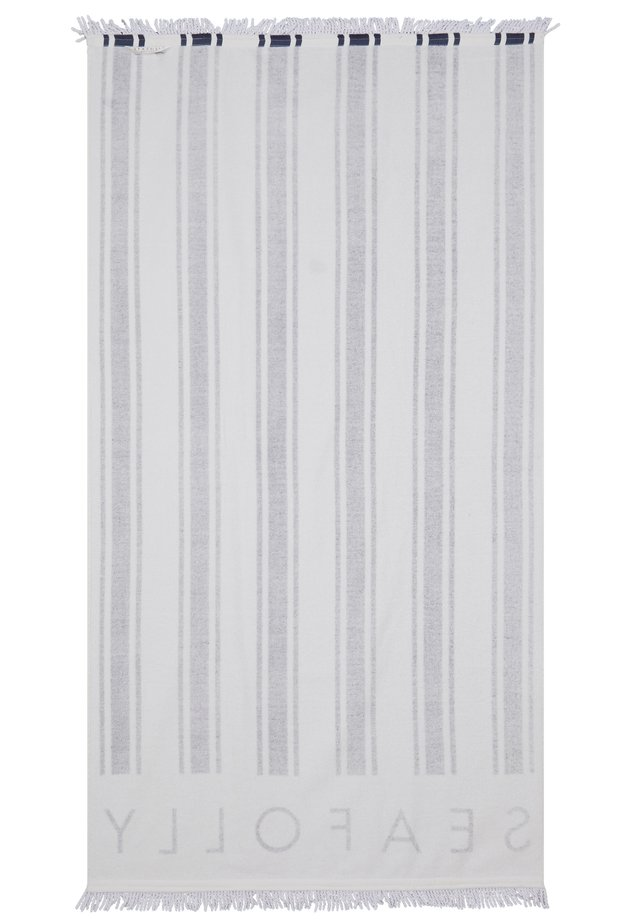 FRINGEBENEFITSFRENCH STRIPE BEACH TOWEL - Strandhåndklæde - indigo