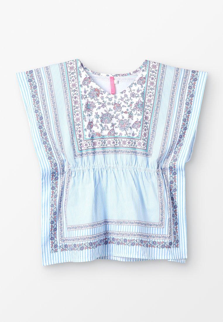Seafolly - POP PALACE KAFTAN - Print T-shirt - white
