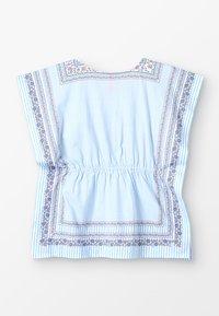 Seafolly - POP PALACE KAFTAN - T-shirt imprimé - white - 1