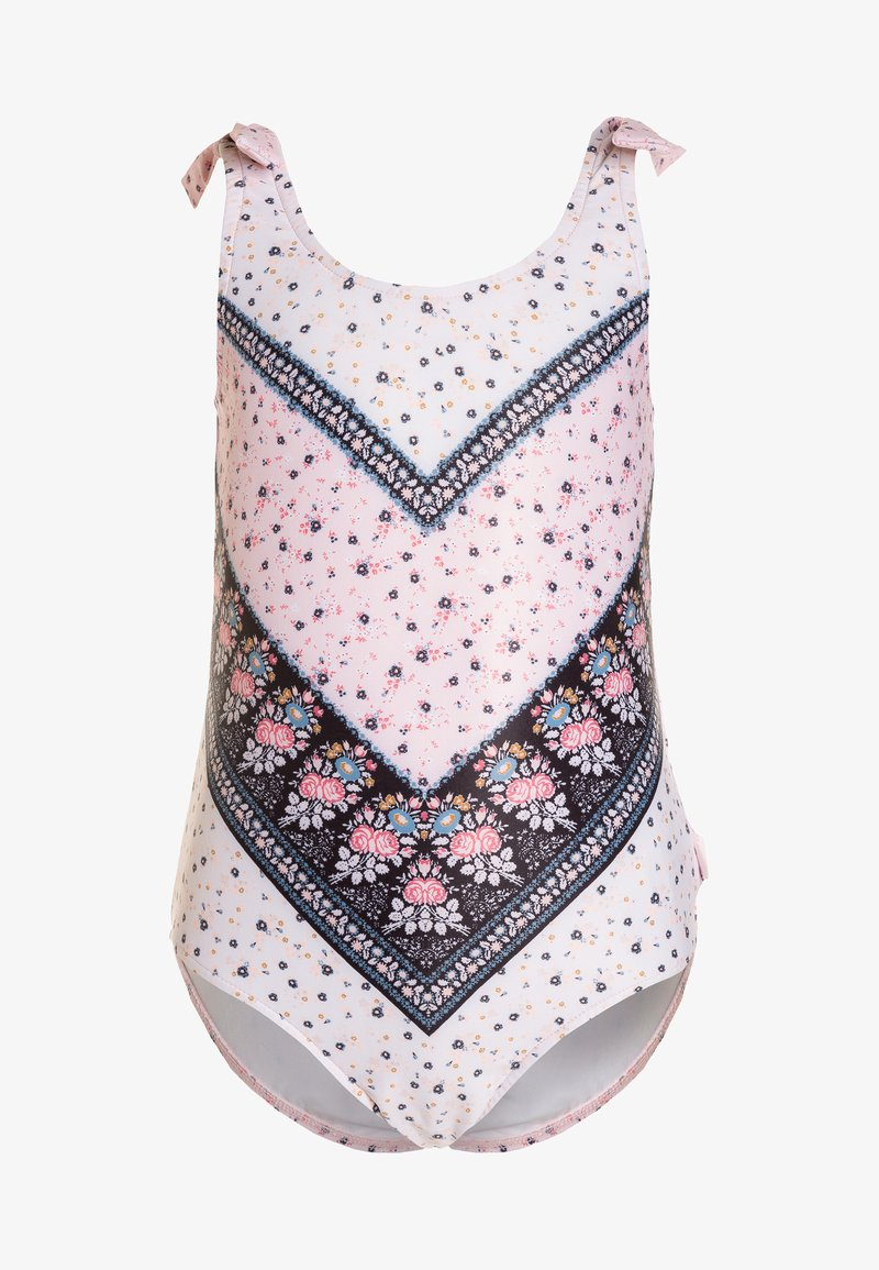 Seafolly - TANK - Swimsuit - blossom pink