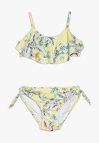 Seafolly - RUFFLE TANKINI - Bikini - yellow - 0