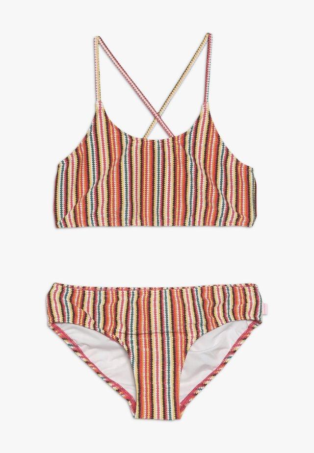 STRIPE TANKINI - Bikini - multi