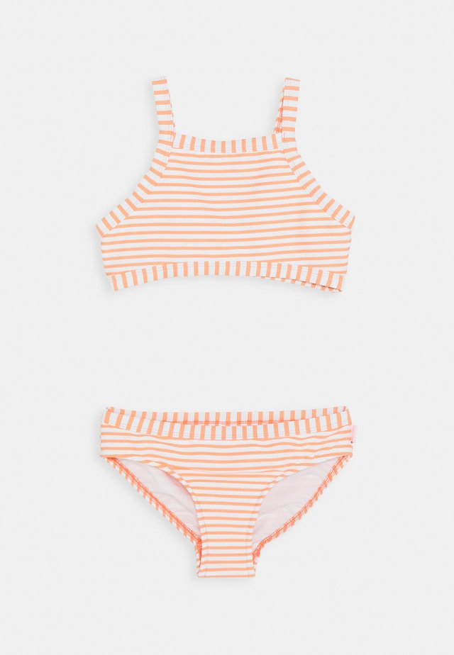 TANKINI SET - Bikinier - papaya