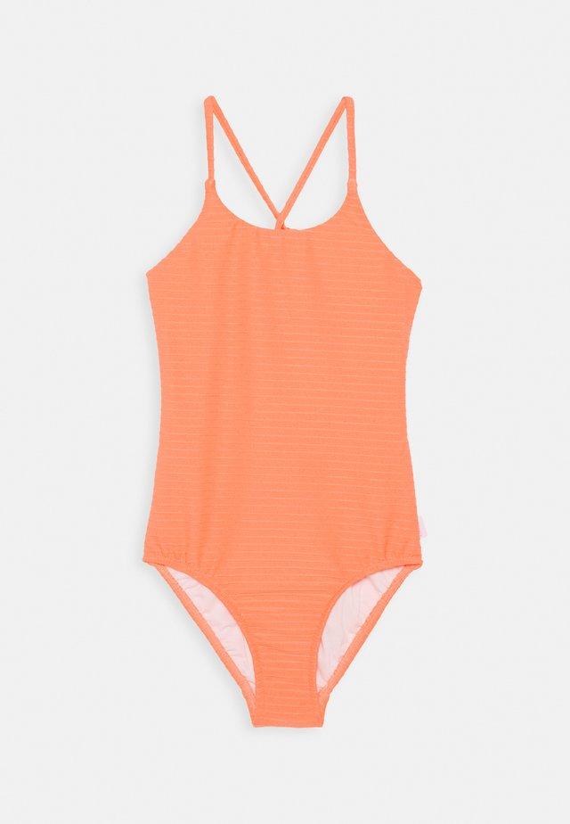 TANK - Swimsuit - papaya