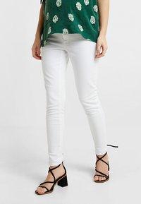Seraphine - ZAHARA - Jeans slim fit - white - 0