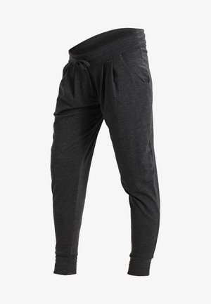 Teplákové kalhoty - charcoal