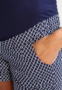 Seraphine - MARIETTA - Shorts - dark blue - 3