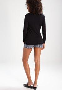 Seraphine - MARIETTA - Shorts - dark blue - 2
