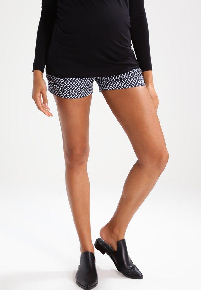 MARIETTA - Shorts - dark blue