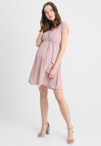 Seraphine - JODIE - Sukienka letnia - blush - 1
