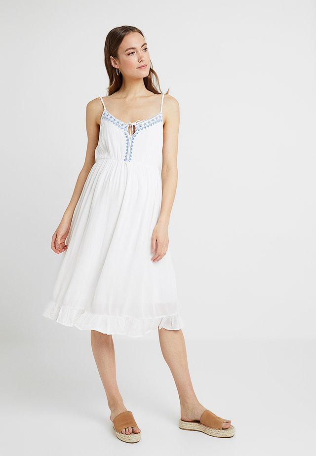ARWEN - Day dress - white