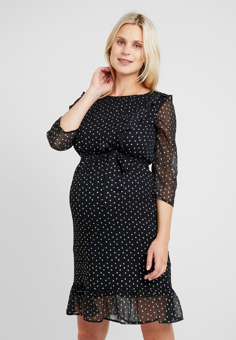 Seraphine - NELIA - Day dress - black star