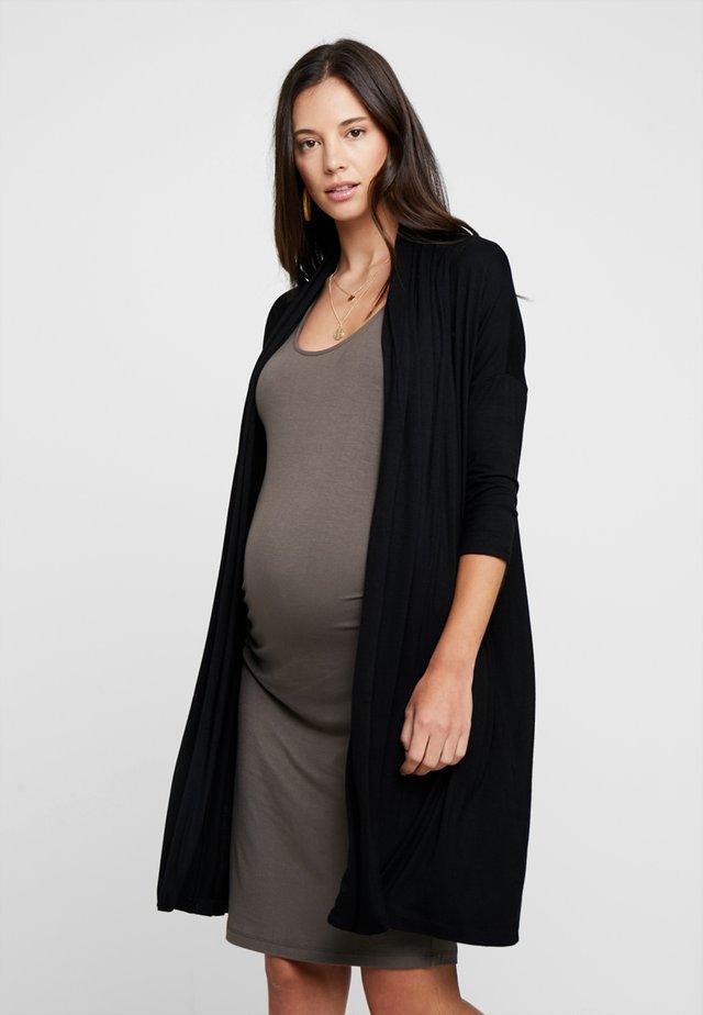 CLARABELLE SET - Žerzejové šaty - stone/black