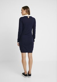 Seraphine - HAZEL - Stickad klänning - navy - 2