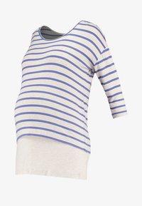Seraphine - WANDA - Langærmede T-shirts - blue - 5