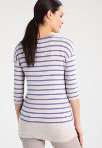 Seraphine - WANDA - Langærmede T-shirts - blue - 2
