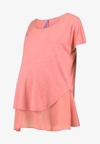 Seraphine - ROXANNE NURSING - T-shirt print - coral - 4