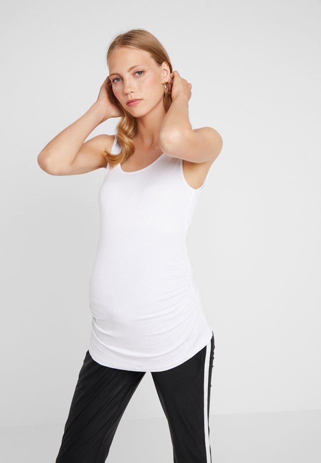 ANIZA 2 PACK - Top - black/white
