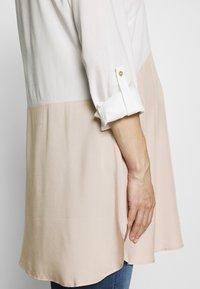Seraphine - WENDY COLOUR BLOCK - Košile - blush/white - 5