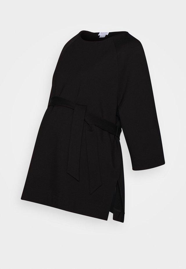 EMMERSON - Long sleeved top - black