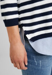 Seraphine - JANICE 2-IN-1 - Strickpullover - nautical blue - 6