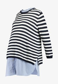 Seraphine - JANICE 2-IN-1 - Strickpullover - nautical blue - 5