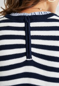 Seraphine - JANICE 2-IN-1 - Strickpullover - nautical blue - 4